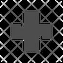 Emergency Hospital Health Icon