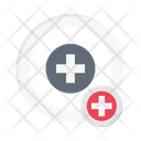Add Life Health Icon