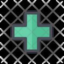 Hospital Sign Plus Sign Medical Symbol Icon