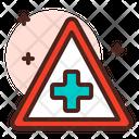 Hospital Signboard Icon