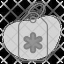 Hospital Tag Icon