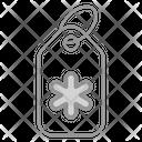 Hospital Tag Hospital Tag Icon