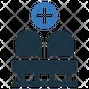 Hospital Emergency Medical Icon