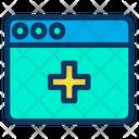 Hospital Webpage Icon