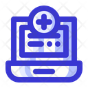 Hospital Website Icon
