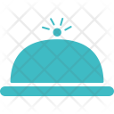Hospitality Service Reception Icon