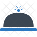 Hospitality Service Reception Icon