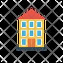 Hostel Motel Apartment Icon