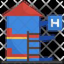 Hostel Bunk Bed Bunk Icon