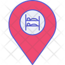 Hostel Location Destination Hostel Icon