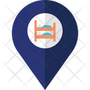Hostel Location Icon