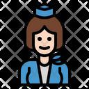 Crew Cabin Service Icon