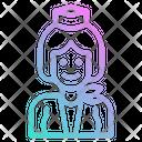 Hostess Icon