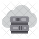 Cloud Hosting Hosting Host Icon