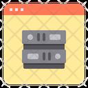 Hosting Server Host Icon