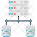 Hosting Share Network Database Icon