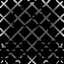 Hosting Database Rackmount Icon