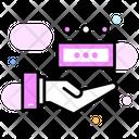 Shared Hosting Hosting Offer Web Hosting Icon