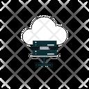 Hosting Servers Server Hosting Icon
