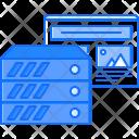 Hosting site Icon