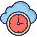 Hosting time Icon