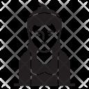 Hosuewife Women Lady Icon