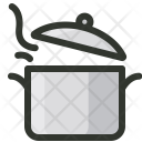 Hot Pot Cooking Icon