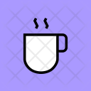 Hot Beverage Cup Icon
