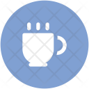 Hot Tea Cup Icon