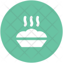 Hot Muffin Food Icon