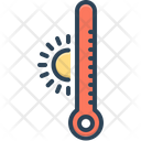 Hot Accuracy Celsius Icon