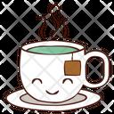 Tea Smile Happy Icon