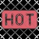 Hot Warm Condition Icon