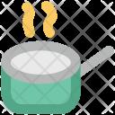 Hot Pot Saucepan Icon
