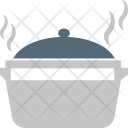 Hot Food Pot Icon