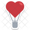 Hot Air Feeling Loved Love Inspirations Icon