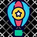 Hot Balloons Icon