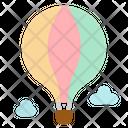 Balloon Air Hot Icon
