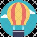 Balloon Air Gas Icon