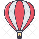 Balloon Air Transport Icon