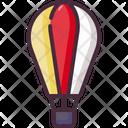 Air Balloon Hot Air Balloon Travel Icon