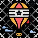 Balloon Hot Air Icon