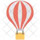 Hot Balloon Air Icon