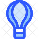Adventure Travel Balloon Icon
