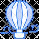 Hot Air Balloon Balloon Fly Icon