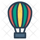 Balloon Air Travel Icon