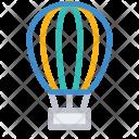 Balloon Travel Transport Icon