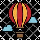 Hot Air Baloon Icon