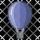 Hot Airbollon Icon