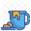 Chocolate Hot Cup Icon